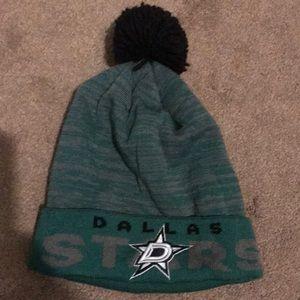 Dallas Stars NHL beanie